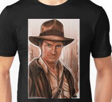 Indiana Fillion Unisex T-Shirt