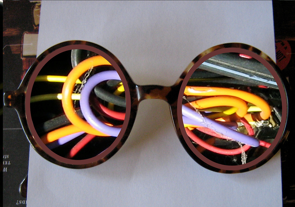 Wired Frames by mmargot
