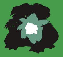 Bulbasaur - Ivysaur - Venusaur by Joe Bolingbroke