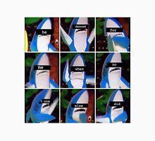 LEFT SHARK DANCE DESIGN Unisex T-Shirt