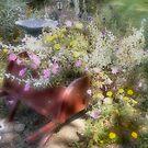 Wheel barrow of nature by sunshine0
