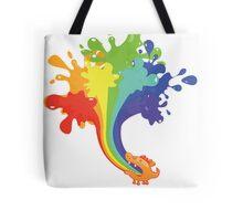Dragon Spew Tote Bag