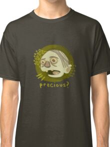 A hasty portrait of Gollum Classic T-Shirt