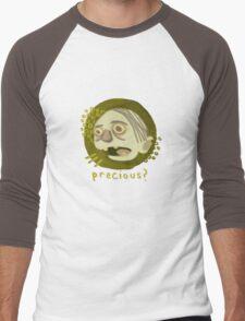 A hasty portrait of Gollum Men's Baseball ¾ T-Shirt