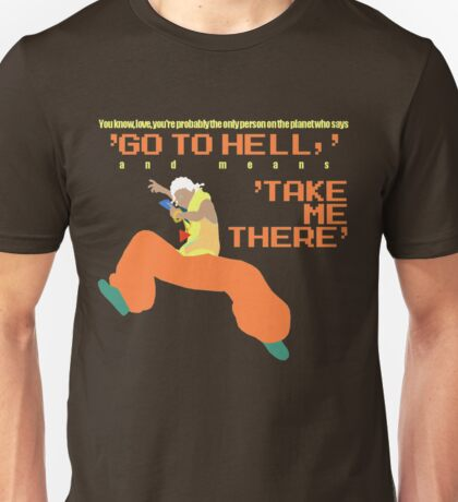 Take Me There Unisex T-Shirt