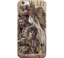 The Hobbit - The Desolation of Smaug iPhone Case/Skin