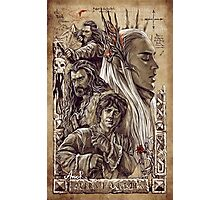 The Hobbit - The Desolation of Smaug Photographic Print