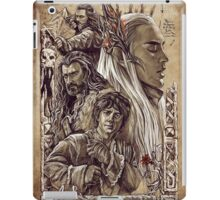 The Hobbit - The Desolation of Smaug iPad Case/Skin