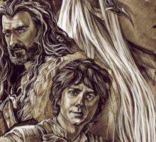 The Hobbit - The Desolation of Smaug Sticker