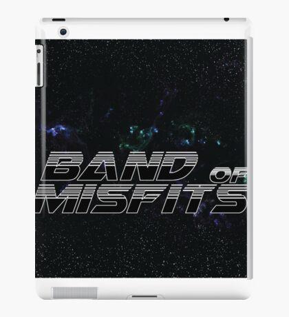 Band of Misfits Black Logo iPad Case/Skin
