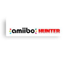 The Amiibo Hunter Shirt #2 Canvas Print