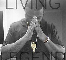 Gucci Mane Living Legend by Trejojr