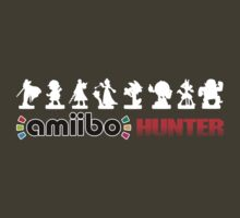 The Amiibo Hunter Shirt #2 by pituvision
