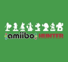 The Amiibo Hunter Shirt #2 Kids Tee