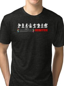 The Amiibo Hunter Shirt #2 Tri-blend T-Shirt