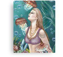 Princess of the Sea Canvas Print