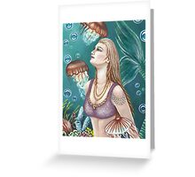 Princess of the Sea Greeting Card