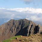 Crib Goch by Mark Durant