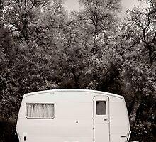 Camping by Hörður Karlsson