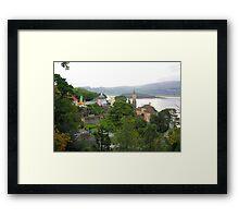 Portmeirion Village Framed Print