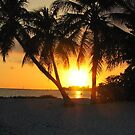 sunset at Key West, Florida by chord0