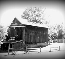 The Old Cider Mill by Shadowfaery