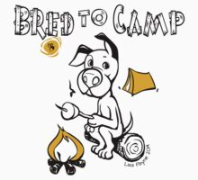Bred To Camp Kids Clothes