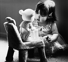 childhood is the most beautiful of all life's seasons by Natalia Campbell