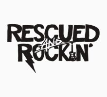 Rescued And Rockin' Baby Tee