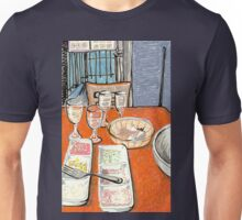 greek mezze Unisex T-Shirt