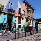 La Boca by Rosie Appleton