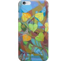 Seven Cottonwoods of the Bosque iPhone Case/Skin