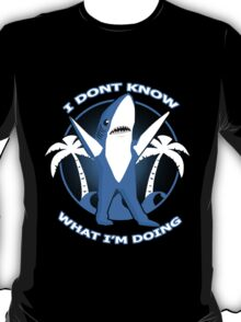 left dancing shark T-Shirt