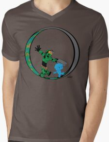Galactic Journey Mens V-Neck T-Shirt