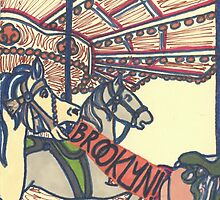 brooklyn carousel by purplestgirl