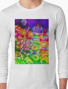 Abstractions-Available As Art Prints-Mugs,Cases,Duvets,T Shirts,Stickers,etc Long Sleeve T-Shirt