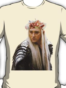 Flower Crown Thranduil T-Shirt