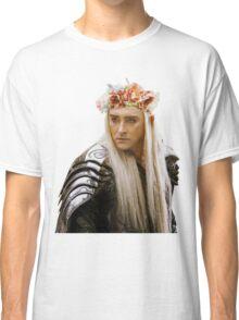 Flower Crown Thranduil Classic T-Shirt