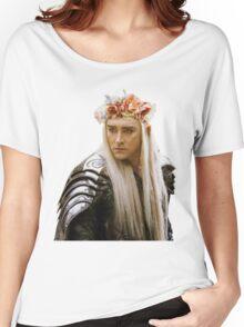 Flower Crown Thranduil Women's Relaxed Fit T-Shirt