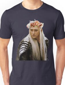 Flower Crown Thranduil Unisex T-Shirt