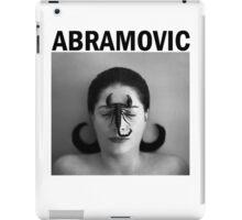 Marina Abramovic iPad Case/Skin