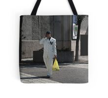 #1 yankee fan Tote Bag