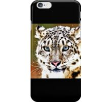 BIG CAT, modern iPhone cases, gifts, decor iPhone Case/Skin