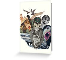 Magnum Force Greeting Card