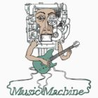 Music Machine by Christina Lorenz