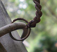 Rusty Chain by Rebekah  McLeod