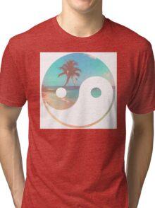 Beach Zen Tri-blend T-Shirt