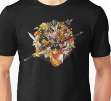 Suikoden 1 Cover (no text) Unisex T-Shirt