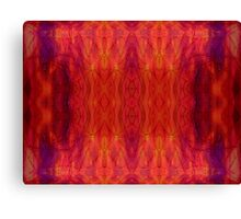 Geometry of Color Canvas Print