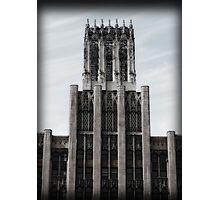 Castle Building Photographic Print